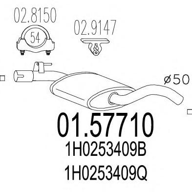0157710 MTS