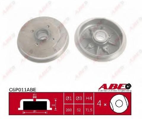 C6P011ABE ABE