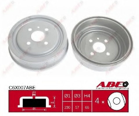 C6X007ABE ABE
