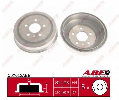 C6X013ABE ABE