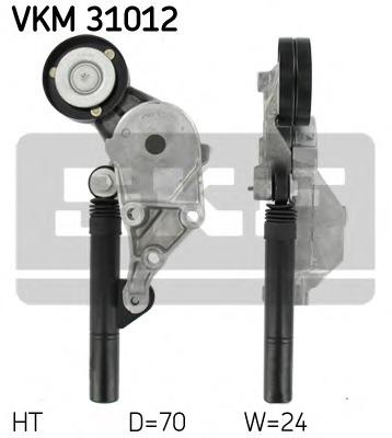 VKM31012 SKF
