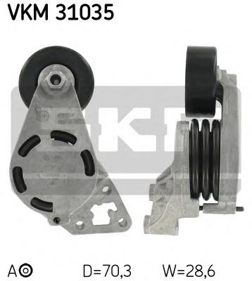 VKM31035 SKF