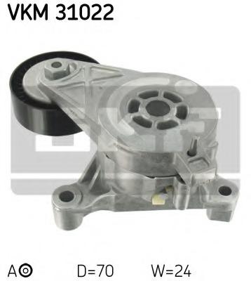 VKM31022 SKF