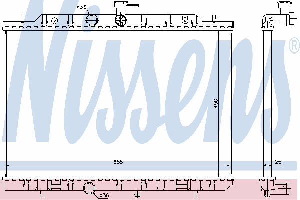 67365 NISSENS