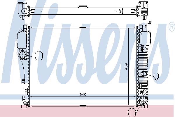 67107A NISSENS