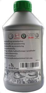 G004000M2 VAG Power Steering Fluid VW G004 1L